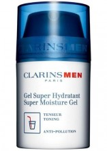 Clarins Men Super Moisture Gel Cosmetic 50ml miehille 61106