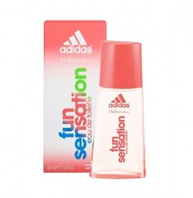 Adidas Fun Sensation For Women Eau de Toilette 30ml naisille 19907