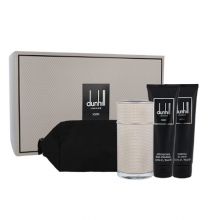 Dunhill Icon Edp 100 ml + Shower gel 90 ml + Aftershave balm 90 ml + Cosmetic bag miehille 08400