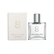 Abercrombie & Fitch No. 8 EDP 50ml naisille 84004