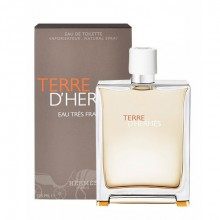 Hermes Terre D´Hermes Eau Tres Fraiche Eau de Toilette 75ml miehille 07545