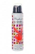Playboy Generation For Her Deodorant 150ml naisille 20778