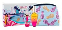 ESCADA Miami Blossom Edt 50 ml + Body Lotion 50 ml + Cosmetic Bag naisille 19131