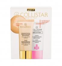 Collistar Deep Moisturizing Foundation Make-Up 30 ml + Moisturizing Cream Idro-Attiva 25 ml 1 Ivory naisille 35610