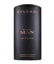 Bvlgari Man In Black Shower Gel 200ml miehille 75714