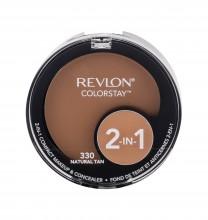 Revlon Colorstay Makeup 12,3g 330 Natural Tan naisille 09450