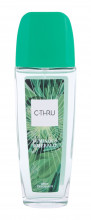 C-THRU Luminous Emerald Deodorant 75ml naisille 13423
