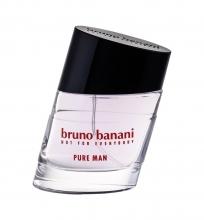Bruno Banani Pure Man Eau de Toilette 30ml miehille 27112