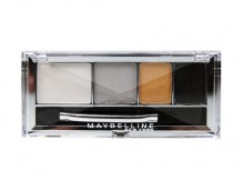 Maybelline Eyestudio Quad Eye Shadow 5g 5 Glamour Browns naisille 70914