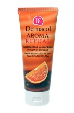 Dermacol Aroma Ritual Hand Cream Belgian Chocolate Cosmetic 100ml naisille 07082