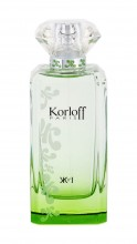 Korloff Paris N° I Green Diamond EDT 88ml naisille 41003