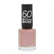 Rimmel London 60 Seconds Nail Polish 8ml 510 Euphoria naisille 17091