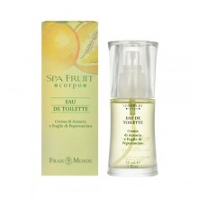 Frais Monde Spa Fruit Orange And Chilli Leaves Eau de Toilette 30ml naisille 25458