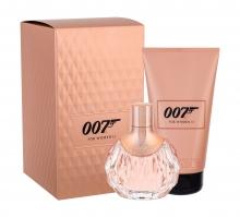 James Bond 007 James Bond 007 Edp 50 ml + Body Lotion 150 ml naisille 61946