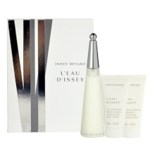 Issey Miyake L´Eau D´Issey Edt 50ml + 50ml body lotion + 50ml shower cream naisille 36758