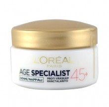 L´Oreal Paris Age Specialist 45+ Day Cream Cosmetic 50ml naisille 50105