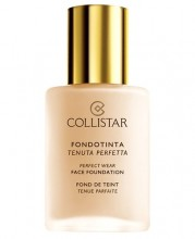 Collistar Perfect Wear Foundation Makeup 30ml 4 Biscuit naisille 33043