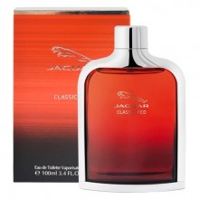 Jaguar Classic Red Eau de Toilette 100ml miehille 93693