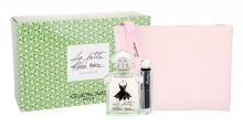Guerlain La Petite Robe Noire Eau Fraiche Edt 50 ml + Lipstick La Petite Robe Noire 011 Beige Lingere 2,8 g + Cosmetic Bag naisille 32979