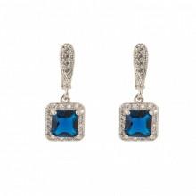Aurora Crystal Kõrvarõngad Aurora Blue Crystal 10057