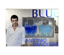 Antonio Banderas Blue Seduction Edt 100ml + 100ml after shave miehille 87427