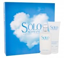 Luciano Soprani Solo Edt 100 ml + Shower Gel 100 ml unisex 89217