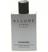 Chanel Allure Sport Shower gel 200ml miehille 39607