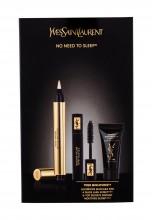 Yves Saint Laurent Touche Éclat Brightener 2,5 ml + Mascara Volume Effect Faux Cils 2 ml Black + Facial Care Top Secrets Instant Moisture Glow 5 ml No.1 naisille 37103
