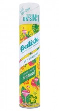 Batiste Tropical Dry Shampoo 200ml naisille 27511