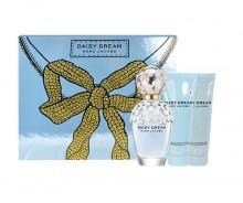 Marc Jacobs Daisy Edt 50ml + 75ml body milk + 75ml shower gel naisille 00964