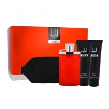 Dunhill Desire Edt 100 ml + Shower gel 90 ml + Aftershave balm 90 ml + Cosmetic bag miehille 08431