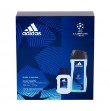 Adidas UEFA Champions League Eau de Toilette 50ml miehille 87619