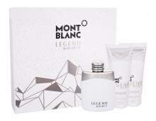 Montblanc Legend Spirit Edt 100 ml + Aftershave Balm 100 ml + Shower Gel 100 ml miehille 75008