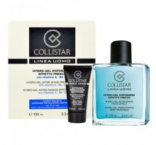 Collistar Men 100 ml After-Shave Gel + 30 ml Anti-Wrinkle Cream miehille 80235