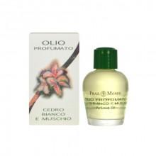 Frais Monde White Cedar And Musk Perfumed Oil 12ml naisille 32401