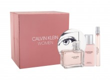 Calvin Klein Calvin Klein Women Edp 100 ml + Edp 10 ml + Body Lotion 100 ml naisille 00545