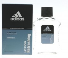 Adidas Lotion Refreshing After Shave Aftershave 100ml miehille 30511