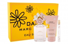 Marc Jacobs Daisy Eau So Fresh Edt 125 ml + Body Lotion 150 ml + Edt 10 ml naisille 81722