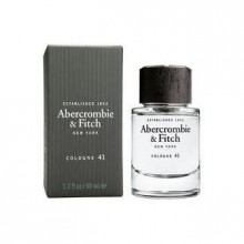 Abercrombie & Fitch Cologne 41 Cologne 50ml Damaged box  M 83494