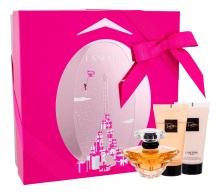 Lancôme Trésor Edp 50ml + 50ml Body lotion + 50ml Shower gel naisille 02821