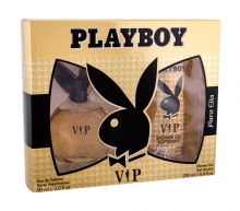 Playboy VIP For Her Edt 90 ml + Shower Gel 250 ml naisille 70776