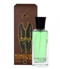 Romeo Gigli Romeo Gigli For Man Eau de Toilette 75ml miehille 00755