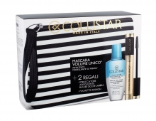 Collistar Volume Unico Mascara 13 ml + Makeup Remover Gentle Two Phase 50 ml + Cosmetic Bag Intense Black naisille 58800