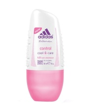 Adidas Control Antiperspirant 50ml naisille 15343