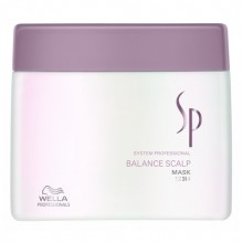 Wella SP Balance Scalp Hair Mask 400ml naisille 33849
