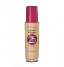 Rimmel London Lasting Finish 25h Foundation Cosmetic 30ml 201 Classic Beige naisille 79067
