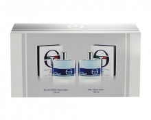 Sergio Tacchini Club Edt 100ml + 100ml after shave miehille 29023