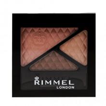 Rimmel London Glam Eyes Trio Eye Shadow Cosmetic 4,2g 621 Orion naisille 52920