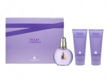 Lanvin Eclat D´Arpege Edp 100ml + 100ml Shower gel + 100ml Bod lotion naisille 05937