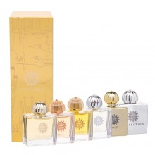 Amouage Mini Set 6x7,5 ml edp Gold + Dia + Ciel + Reflection + Jubilation XXV + Beloved naisille 40976